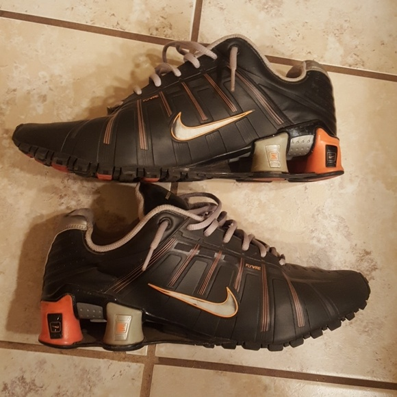 reputable site cd3c9 933ee Nike Other - Nike Shox O leven